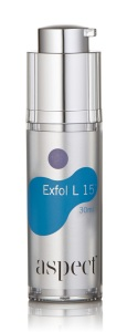 Aspect Exfol L 15 the miracles serum leaving your skin smooth and flawless review by Mr Neo Luxe