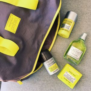 Father's Day Gift Gyude L'Occitane Cedrat Collection