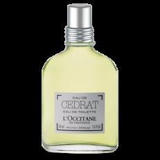 eau de cedrat mr neoluxe recommends for spring L'Ocittane