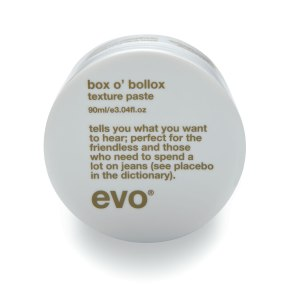 evo box 'o' bollox review by mr neo luxe