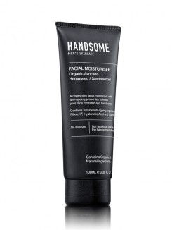 Handsome Men's Skincare Facial Moisturiser review by Mr Neo Luxe