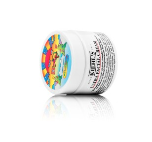 Kiel's Ultra Facial Cream Limited edition Kiehl's x Peter Max Collection Mr Neo Luxe
