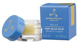 Aromatherapy Associates Deep Relax Balm Mr Neo Luxe