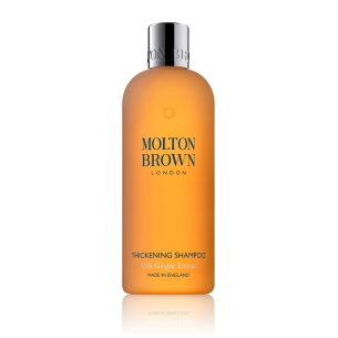 Review Mr Neo Luxe Molton Brown Rhickening Shampoo with ginger extract