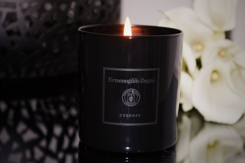 Mr Neo Luxe Ermenegildo Zegna Essenze Candle
