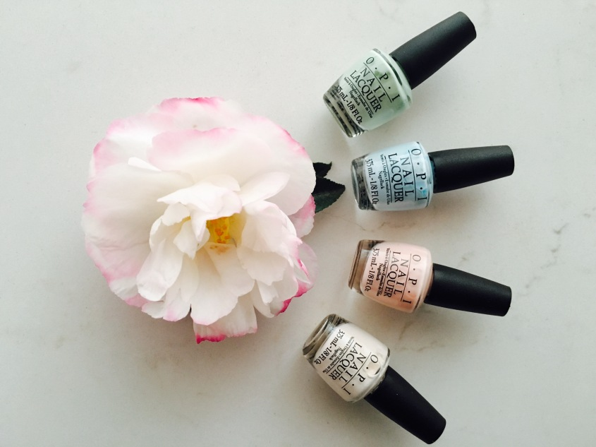 Mr Neo Luxe OPI SoftShade Pastels Mothers Day Gift Guide