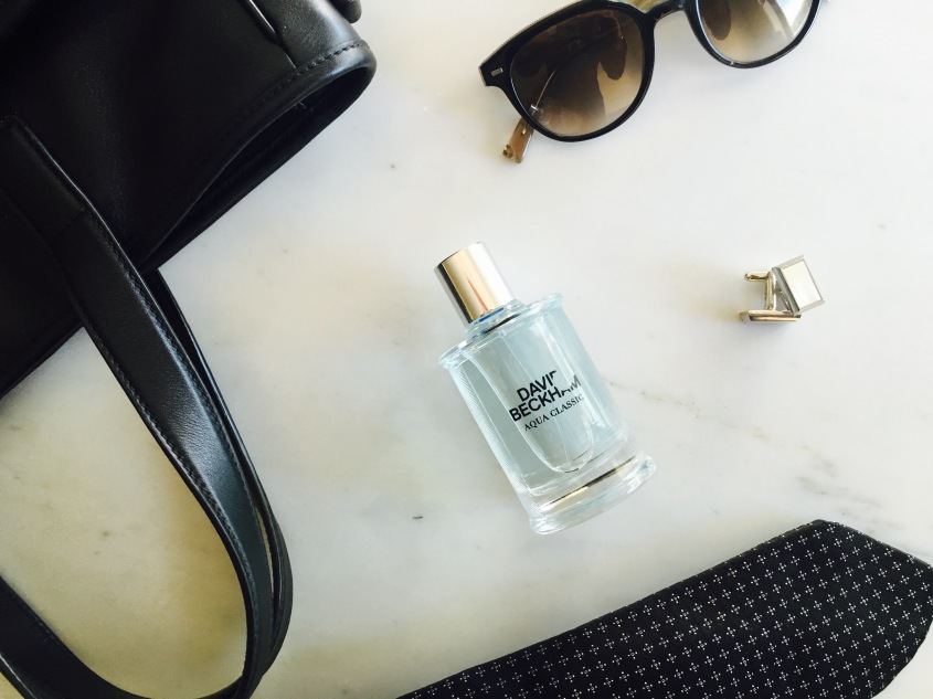 Review David Beckham Aqua Classic Fragrance Gentleman by Mr Neo Luxe