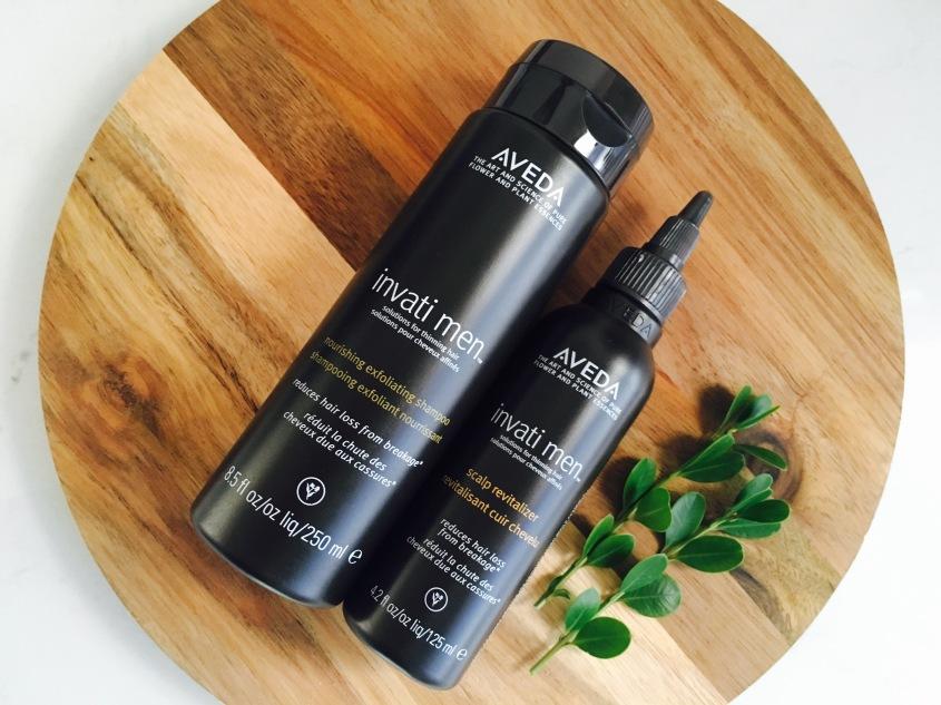 Review Mr Neo Luxe Aveda Invati Men Nourishing Exfoliating Shampoo and Scalp Revitalizer