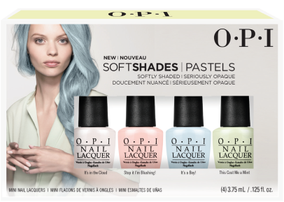 Mr Neo Luxe OPI Softshades Pastels