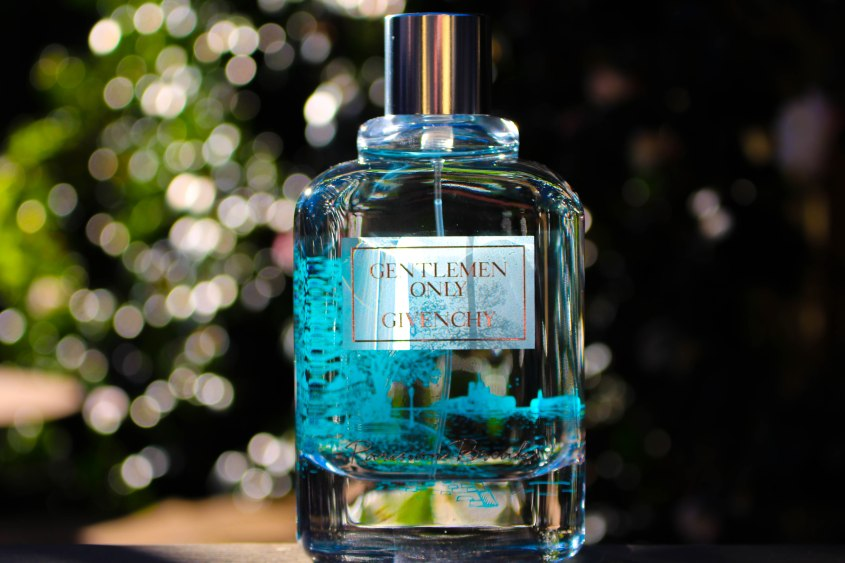 Mr Neo Luxe Review Givenchy Gentlemen Only Parian Break