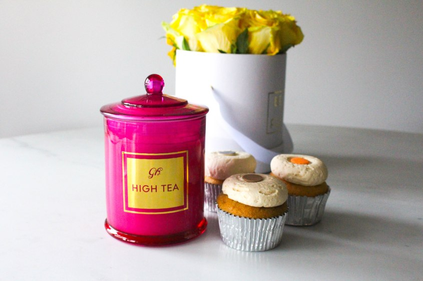 Mr Neo Luxe Review Glasshouse Fragrances High Tea Black Tea & Cardamom Triple Scented Candle