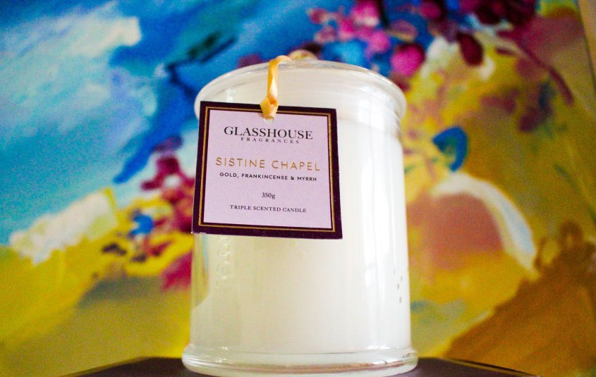 Mr Neo Luxe Glasshouse Fragrances Sistine Chapel