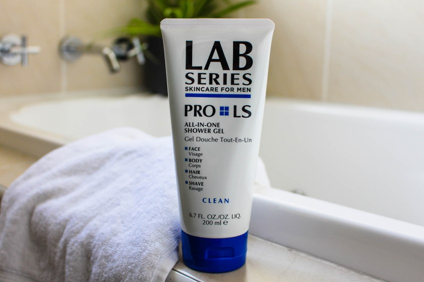 Mr Neo Luxe Review Lab Series Skincare for men PRO LS All-In-One Shower Gel