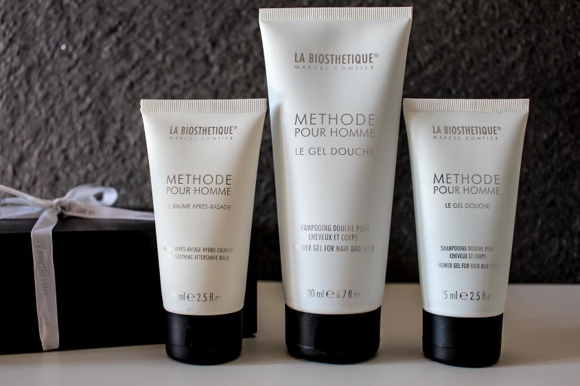 Mr Neo Luxe La Biosthetique Gift Set