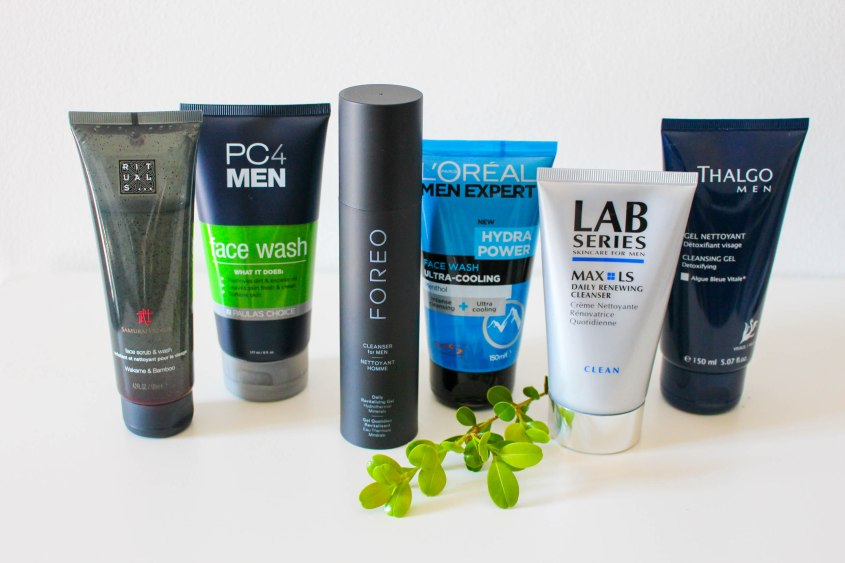 Mr Neo Luxe Review Cleansers For Men This Spring Best Grooming Cleanser