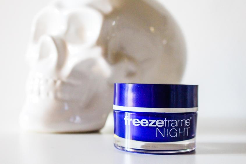 Mr Neo Luxe Review Freezeframe Night Cream
