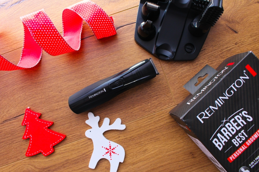Remington Barbers Best Personal Groomer Mr Neo Luxe Christmas Gift Guide
