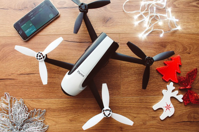 Parrot Bebop 2 Christmas Gift Guide Mr Neo Luxe