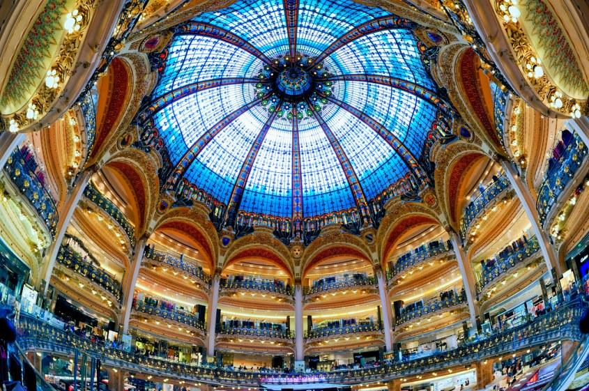 Galleries Lafayette Paris Mr Neo Luxe