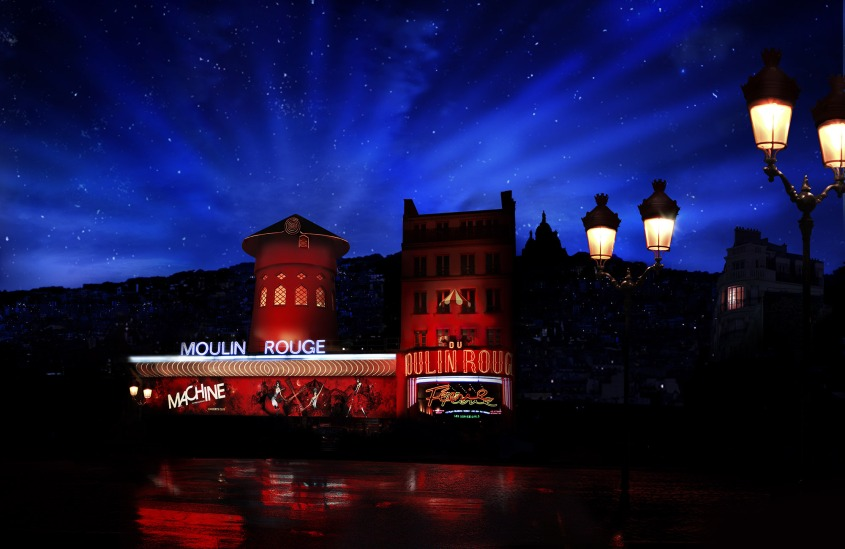 Mr Neo Luxe Moulin Rouge